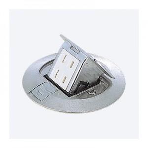 パナソニック アップコン 丸型 コンセント 2コ口 15A 125V DU5140PV