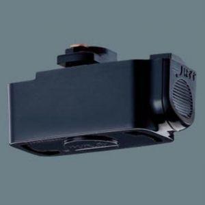 パナソニック電工 100V用配線ダクトシステム ショップライン 引掛シーリングプラグ 2P 6A 125V 黒 DH8542B|dendenichiba