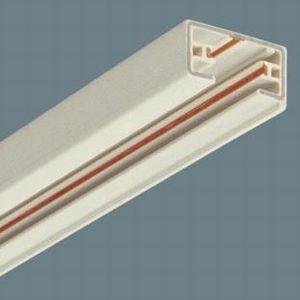 パナソニック電工 100V用配線ダクトシステム ショップライン アース付 本体 2m 白 DH0212EK|dendenichiba