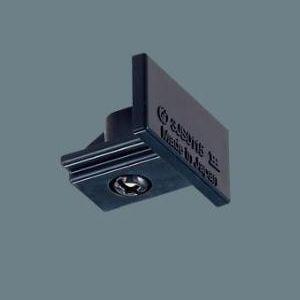 パナソニック電工 100V用配線ダクトシステム ショップライン エンドキャップ 黒 DH0242|dendenichiba