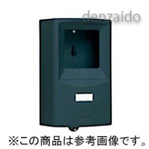 パナソニック WHM取り付けボックス 1コ用 30A用 東京電力管内用を除く 全電力管内用 単相2線・単相(三相)3線用 ブラック BQKN8311B dendenichiba
