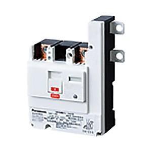 パナソニック 主幹用漏電ブレーカ ABF型 蓄熱暖房器対応分電盤専用 60A 2P2E 30mA BJF26032|dendenichiba