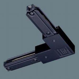 パナソニック電工 100V用配線ダクトシステム ショップライン ジョイナL(右用) 黒 DH0244K|dendenichiba