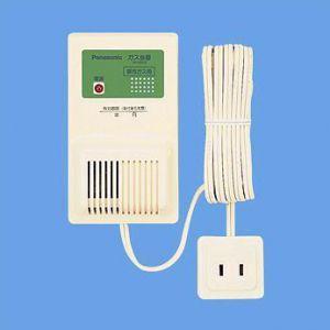 パナソニック 住宅用ガス警報器 ガス当番 都市ガス用 AC100Vコード式・移報接点なし SH12918|dendenichiba