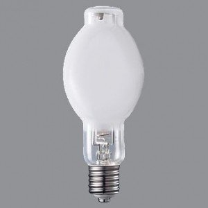 パナソニック マルチハロゲン灯 Lタイプ・水銀灯安定器点灯形 水平点灯形 700形 蛍光形 口金E39 MF700L/BHSC/N|dendenichiba