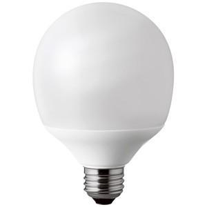 パナソニック 電球形蛍光灯 パルックボール G形(ボール電球形状) 電球60形タイプ 電球色 E26口金 EFG15EL/11E dendenichiba