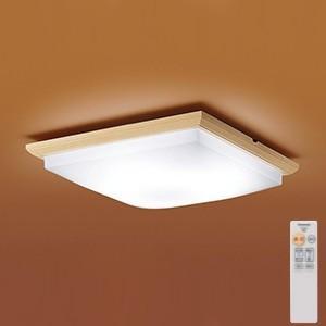 パナソニック LEDシーリングライト 〜8畳用 天井直付型 現代和風デザイン 調光・調色タイプ 昼光色〜電球色 LSEB8023|dendenichiba