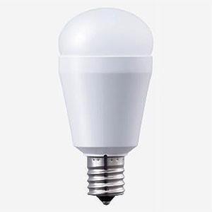 パナソニック LED電球 小形電球形 下方向タイプ 60形相当 電球色 E17口金 密閉型器具・断熱材施工器具対応 LDA7L-H-E17/E/S/W/2|dendenichiba