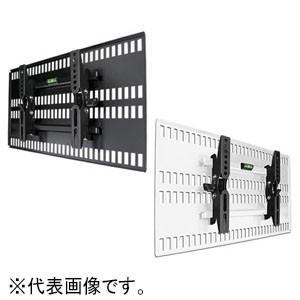 期間限定特価 スタープラチナ TVセッター壁美人 チルト Sサイズ W460×H280×D55mm 角度調節機能付 スチール製 ブラック TVSKBTI100SB dendenichiba