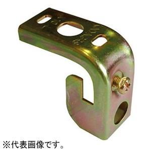 ネグロス電工 ケース販売 20個セット 電線管・ボックス支持金具 パイラック リップみぞ形鋼用 電気亜鉛めっき K10L_set dendenichiba