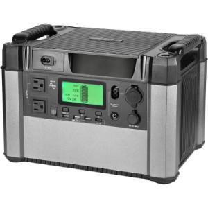 べステック ポータブル電源 バッテリー容量180000mAh MRP1000U|dendenichiba