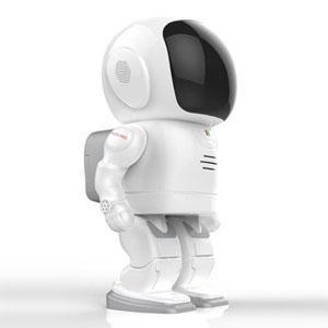 FUGU INNOVATIONS AUDUBEカメラロボット セキュリティカメラ microSDカード・Wi-Fi対応 ホワイト FG-SECCAM01-WH|dendenichiba