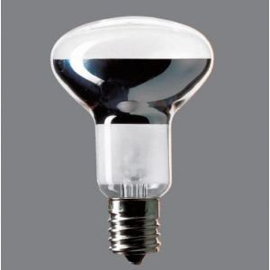 パナソニック ケース販売 5個セット ミニレフ電球 110V 40W E17口金 50ミリ径 LR110V40WS_set|dendenichiba