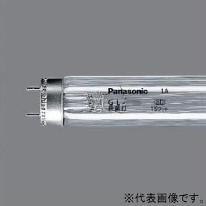 期間限定特価 パナソニック ケース販売 10本セット 殺菌灯 直管 スタータ形 10W GL-10_set|dendenichiba