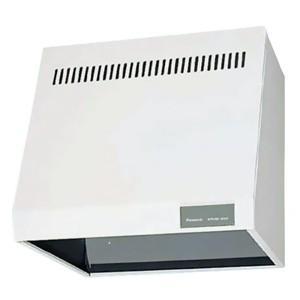 パナソニック キッチンフード スタンダードタイプ 背面排気 組立式 60cm幅 FY-60H2|dendenichiba
