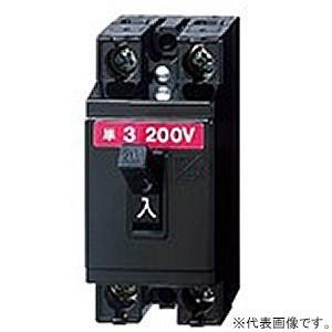 パナソニック 安全ブレーカ 電灯・分岐用 HB-2E型 2P2E 30A BS2023|dendenichiba