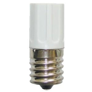 三菱 点灯管 グロースターター E17口金 キャップ/ポリプロピレン製 FG-7E|dendenichiba