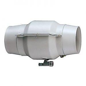 三菱 ダクト用換気扇 中間取付形ダクトファン 丸形中間取付形 接続パイプ:Φ150mm V-19ZMT2|dendenichiba