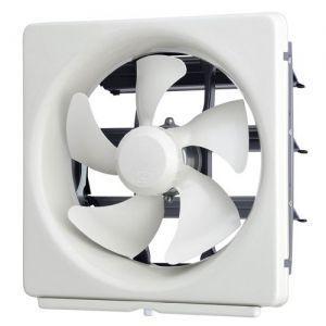 三菱 標準換気扇 台所用 スタンダードタイプ 電気式シャッター 引きひもなし 電源コード(プラグ付) 25cm EX-25EMP6|dendenichiba