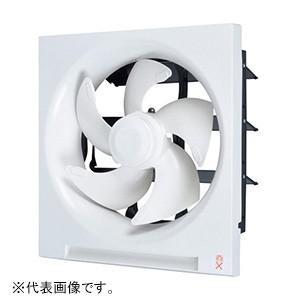 三菱 標準換気扇 クリーンコンパック 居間用・店舗用 スタンダードタイプ 風圧式シャッター 引きひもなし 電源コード・プラグ付 羽根径20cm EX-20SH7|dendenichiba