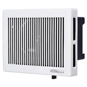 三菱 浴室用換気扇 風圧式シャッター エクスリーファン 壁据付専用 V-13B7|dendenichiba
