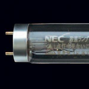 NEC 殺菌ランプ 直管 グロースタータ形 10W GL-10|dendenichiba