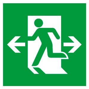 【仕様】●メーカー:オーデリック ●型番:PX355 ●商品名:避難口誘導灯用シート ●天井面埋込型...