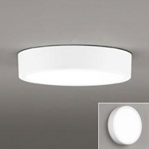 オーデリック LEDシーリングダウンライト FLATPLATE 壁面・天井面・傾斜面取付兼用 白熱灯60W相当 温白色 配光角113° 非調光タイプ オフホワイト OL251861|dendenichiba