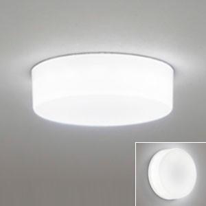 オーデリック LEDシーリングダウンライト FLATPLATE 壁面・天井面・傾斜面取付兼用 全配光タイプ 白熱灯60W相当 温白色 配光角115° 非調光タイプ OL291336|dendenichiba