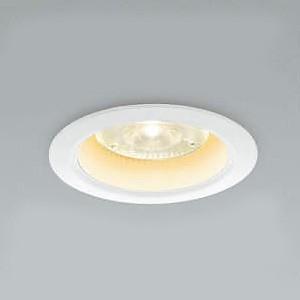 在庫限り コイズミ照明 LEDベースダウンライト 埋込穴φ75mm JDR40〜65W相当 E11口金 調光タイプ ランプ別売 ファインホワイト ADE951174|dendenichiba