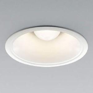 コイズミ照明 LEDレトロフィットダウンライト M形 ベースタイプ 白熱球60・40W相当 口金E26 ランプ別売 埋込穴φ150mm ファインホワイト AD91981L dendenichiba