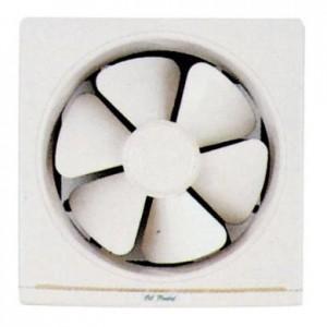 高須産業 台所用・一般用換気扇 スタンダードタイプ 20cm 連動式シャッター FTD-20ST|dendenichiba