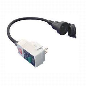 ジェフコム 水中蛍光ライト専用漏電ブレーカー GR-PF-J01
