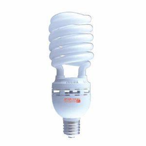 ジェフコム 電球形蛍光ランプ スパイラル型 200V 300W相当 昼光色 E39口金 EFD85-SD2V|dendenichiba