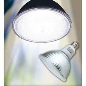 生産完了品 ジェフコム ケース販売 10個セット 蛍光ランプ形ビーム電球 PAR38型 120W相当 E26口金 昼光色 EFR23-SD_set|dendenichiba