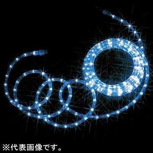 ジェフコム LEDソフトネオン 40mmピッチ スタンダードタイプ 長さ2m 赤/赤 PR-E340-02RR dendenichiba