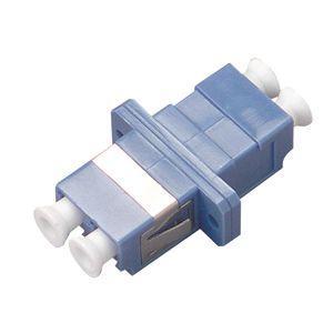 ジェフコム 光ファイバーアダプター LC-LCコネクター シングルモード デュプレックス LCA-L...