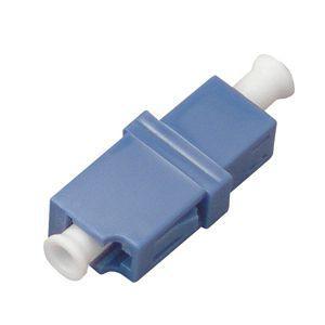 ジェフコム 光ファイバーアダプター LC-LCコネクター シングルモード シンプレックス LCA-L...