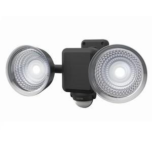 ライテックス フリーアーム式LEDセンサーライト 防雨型 乾...