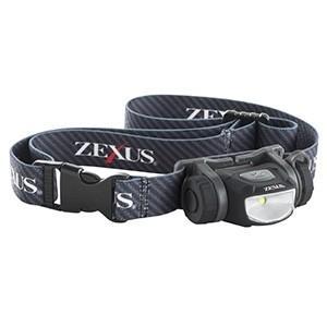 冨士灯器 LEDヘッドライト コンパクトモデル 防噴流形IPX5相当 ZEXUS Sシリーズ ZX-S240|dendenichiba