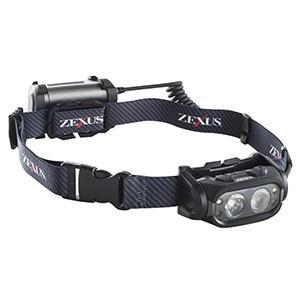 冨士灯器 LEDヘッドライト ブースト搭載モデル 防噴流形IPX5相当 ZEXUS Sシリーズ ZX-S700|dendenichiba