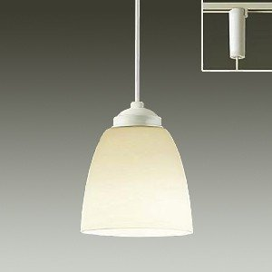 DAIKO LEDペンダントライト 電球色 非調光タイプ E26口金 白熱灯60Wタイプ ダクト取付専用 DPN-37144|dendenichiba