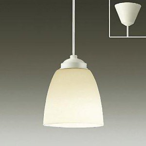 DAIKO LED小型ペンダントライト 白熱灯60W相当 非調光タイプ 7.1W 口金E26 吊高さ調節可能 電球色タイプ DPN-37145|dendenichiba