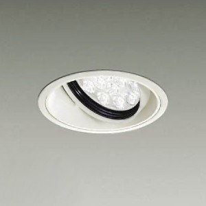 DAIKO LEDユニバーサルダウンライト LZ3 モジュールタイプ CDM-T70W相当 埋込穴φ150mm 配光角25° 電源別売 電球色タイプ LZD-60702YW|dendenichiba