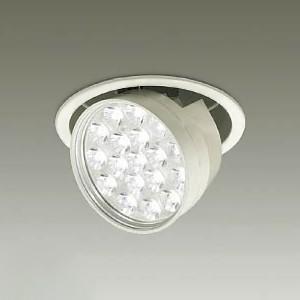 DAIKO LEDユニバーサルダウンライト LZ4 モジュールタイプ CDM-T70W相当 埋込穴φ150mm 電源別売 配光角25° 電球色タイプ LZD-60767YW|dendenichiba