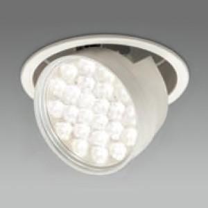 DAIKO LEDダウンライト 電球色 CDM-T70W相当 埋込穴φ150mm 配光角17度 電源別売 ダウンスポット ユニバーサルタイプ LZD-60769YW|dendenichiba