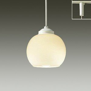 DAIKO LEDペンダントライト 電球色 非調光タイプ E26口金 白熱灯60Wタイプ ダクト取付専用 DPN-38725Y|dendenichiba