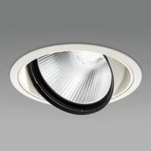 DAIKO LEDユニバーサルダウンライト フレア配光タイプ(電源別売) 埋込穴φ150 配光角18° CDM-T70W相当 電球色 LZD-91962YW|dendenichiba