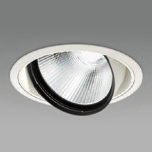 DAIKO LEDユニバーサルダウンライト フレア配光タイプ(電源別売) 埋込穴φ150 配光角30° CDM-T70W相当 電球色 LZD-91963YW|dendenichiba