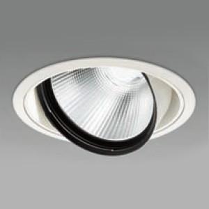 DAIKO LEDユニバーサルダウンライト フレア配光タイプ(電源別売) 埋込穴φ150 配光角18° CDM-T70W相当 電球色 LZD-91965YW|dendenichiba